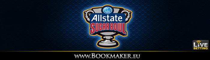 Sugar Bowl Betting Odds