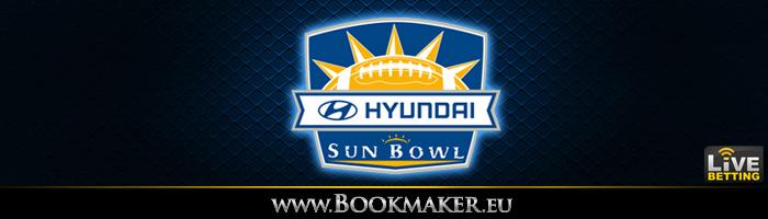 Sun Bowl Betting Odds