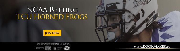 TCU Horned Frogs NCAA Football Betting