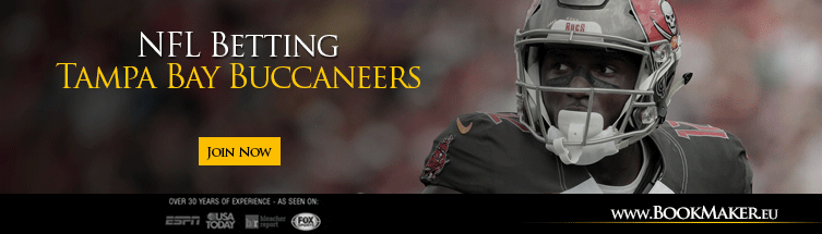 Tampa Bay Buccaneers NFL Betting