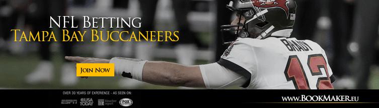 Tampa Bay Buccaneers NFL Betting