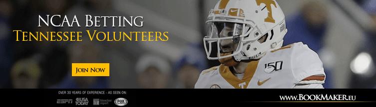 Tennessee Volunteers NCAA Football Betting
