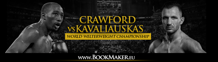 Terence Crawford vs. Egidijus Kavaliauskas Boxing Betting