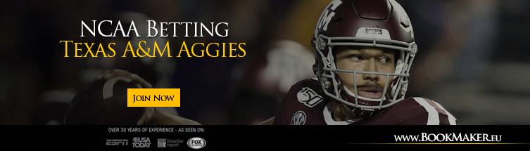 Texas A&M Aggies NCAA Football Betting