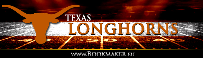 Texas Longhorns Betting