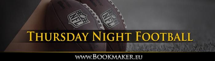 NFL Thursday Night Football Odds