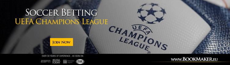 UEFA Champions League Soccer Betting