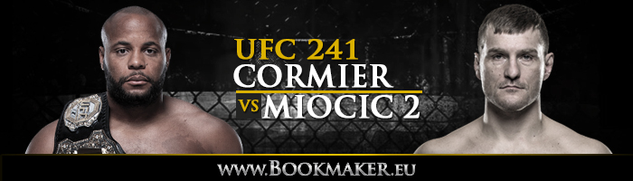 UFC 241: Cormier vs. Miocic II Betting