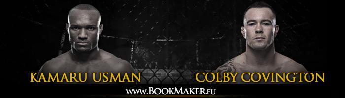 UFC 245: Usman vs Covington Betting