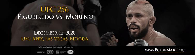 UFC 256: Figueiredo vs. Moreno Betting
