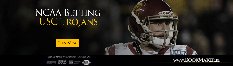USC Trojans NCAA Football Betting