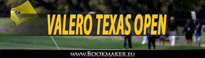 Valero Texas Open Betting
