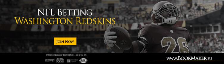 Washington Redskins NFL Betting