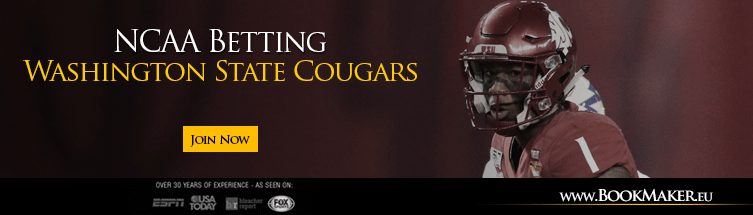 Washington State Cougars NCAA Football Betting
