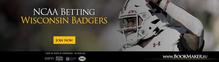 Wisconsin Badgers NCAA Football Betting