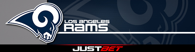 2017 Los Angeles Rams Betting Nfl Lines At Justbet Sportsbook