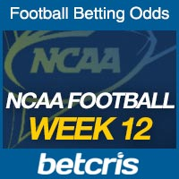 College football betting odds harness racing betting terms horse