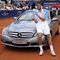Mercedes Benz Cup Tennis