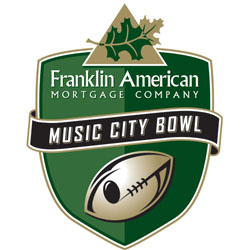 Franklin American Mortage Music City Bowl Betting Odds