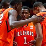 NCAA Basketball Illinois Fighting Illini Betting
